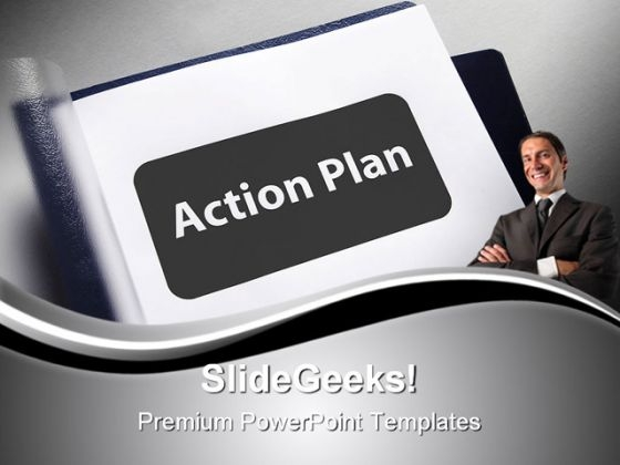 Action Plan Business PowerPoint Themes And PowerPoint Slides 0911