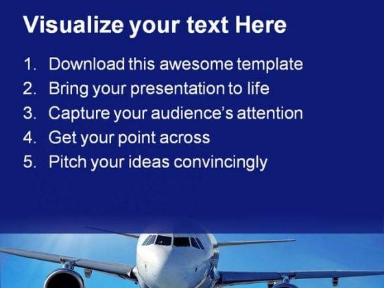 Airplane transportation powerpoint templates and powerpoint airplanetransportationpowerpointtemplatesandpowerpointbackgrounds0511text toneelgroepblik Choice Image