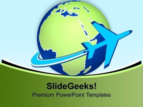 Travel Powerpoint Themes