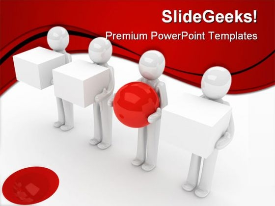 Alternative Choice Strategy Business PowerPoint Templates And PowerPoint Backgrounds 0511