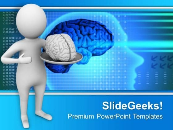 Always Trust Your Brain PowerPoint Templates Ppt Backgrounds For Slides 0713