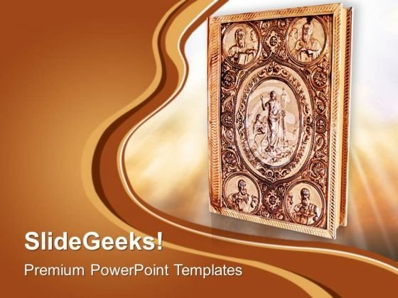 Ancient Bible Christianity Religious PowerPoint Templates Ppt Backgrounds For Slides 1212