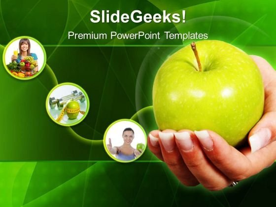 Apple Health PowerPoint Templates And PowerPoint Themes 0512