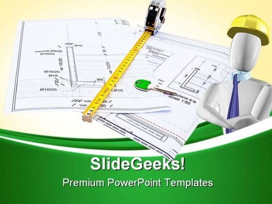 Architecture Design Powerpoint Templates And Powerpoint Backgrounds