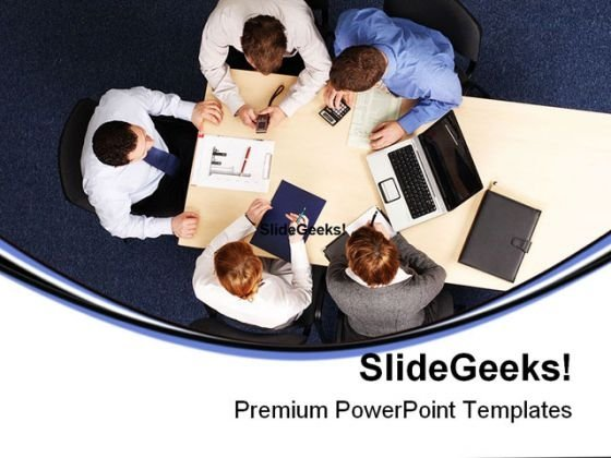 Assessment Center Audit Business PowerPoint Backgrounds And Templates 1210