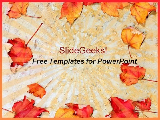 Autumn powerpoint templates slides and graphics autumn leaves powerpoint icon toneelgroepblik Image collections
