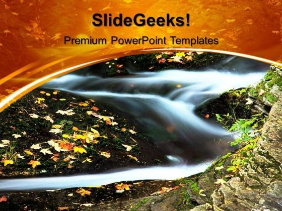 Autumn Nature PowerPoint Templates And PowerPoint Themes 0512
