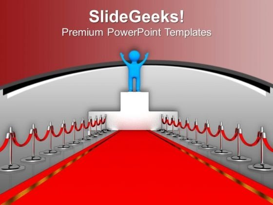 award_winner_red_carpet_leadership_powerpoint_templates_ppt_backgrounds_for_slides_0113_title