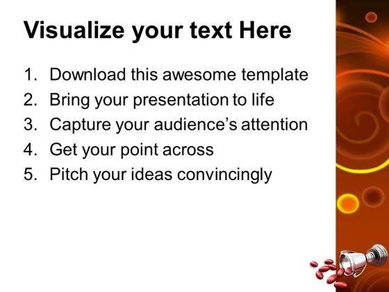 Award winning ingredients medical powerpoint templates and awardwinningingredientsmedicalpowerpointtemplatesandpowerpointthemes1012print toneelgroepblik Image collections