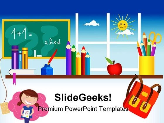 Cheerful powerpoint templates slides and graphics back to school01 education powerpoint backgrounds and templates 1210 toneelgroepblik Image collections