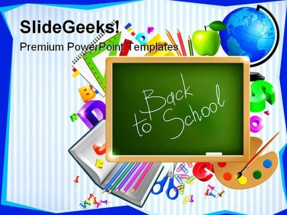 Back to school PowerPoint templates, Slides and Graphics