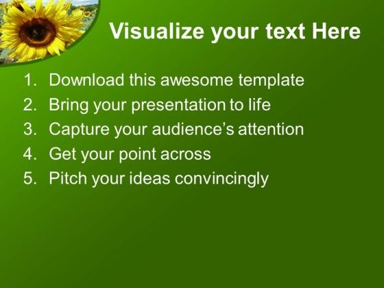 background_template_with_sunflower_powerpoint_templates_ppt_backgrounds_for_slides_0513_text