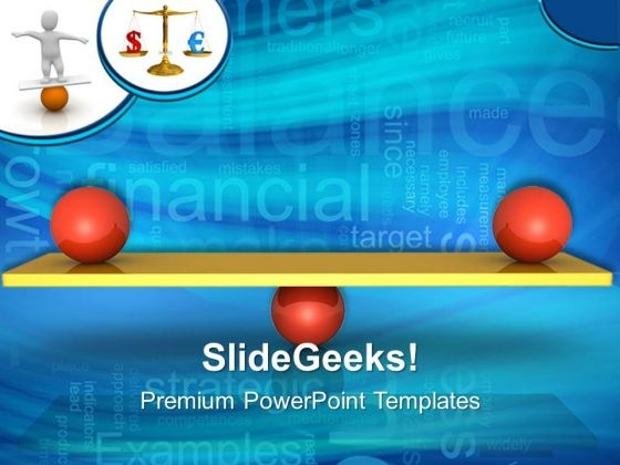Balance01 Success PowerPoint Templates And PowerPoint Themes 0512