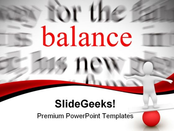 Balance02 Business PowerPoint Templates And PowerPoint Backgrounds 0411