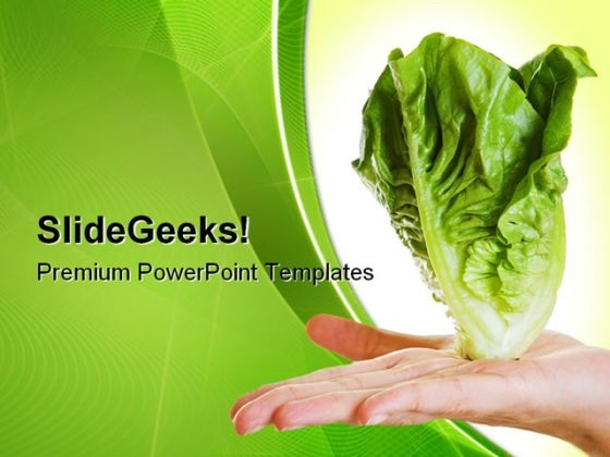 Balanced Diet Concept Health PowerPoint Templates And PowerPoint Backgrounds 0211
