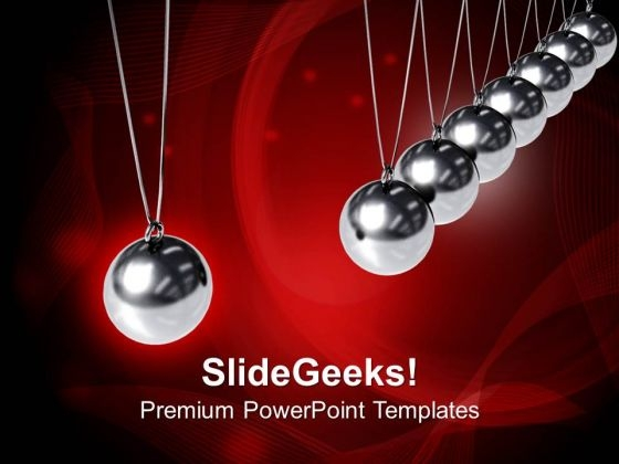 Balancing Balls Teamwork PowerPoint Templates And PowerPoint Themes 0812