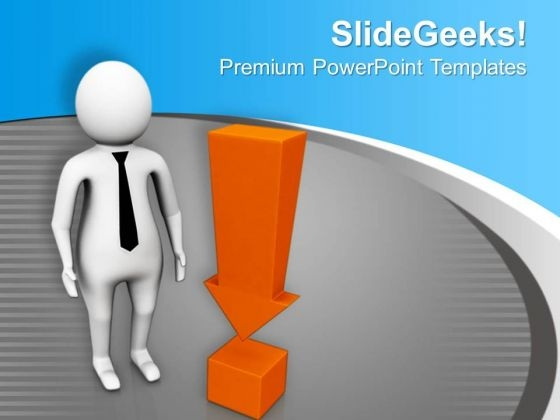 Be Confident In Taking Decision PowerPoint Templates Ppt Backgrounds For Slides 0713