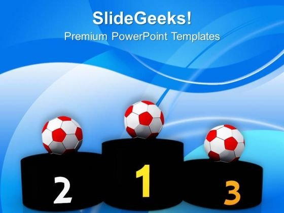 Be In Top Three Position PowerPoint Templates Ppt Backgrounds For Slides 0513