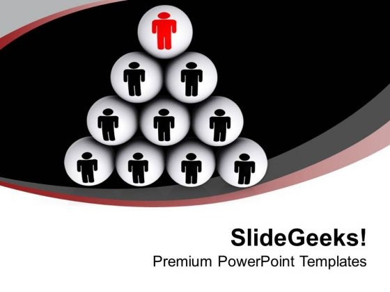 Be On Top In Business PowerPoint Templates Ppt Backgrounds For Slides 0613