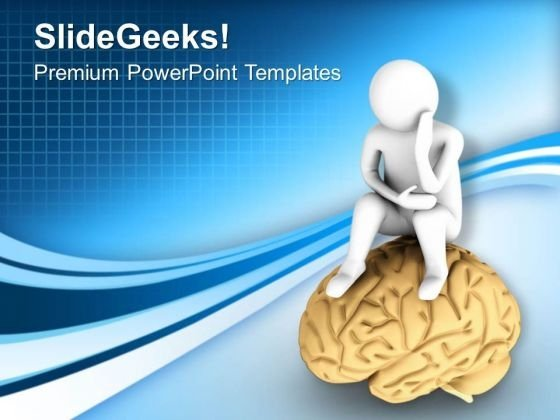 Be Thoughtful For Good Business PowerPoint Templates Ppt Backgrounds For Slides 0613