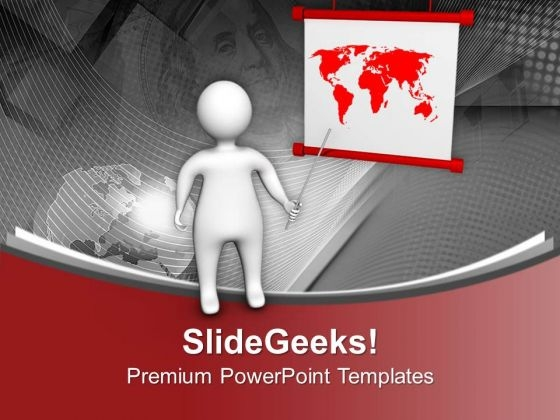 Be Updated With Global Market Variation PowerPoint Templates Ppt Backgrounds For Slides 0613