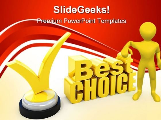 Best Choice Business PowerPoint Themes And PowerPoint Slides 0411