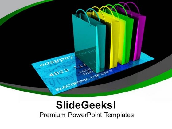 Best Credit Card Deals Shopping Festival PowerPoint Templates Ppt Backgrounds For Slides 1112