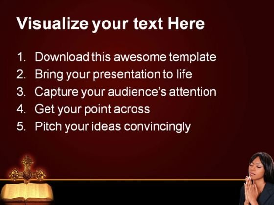bible_cross_religion_powerpoint_template_0610_text