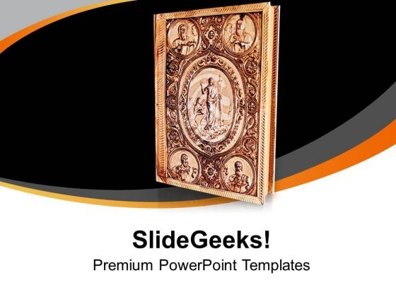 Bible Is The Holy Book Of Christian PowerPoint Templates Ppt Backgrounds For Slides 0513