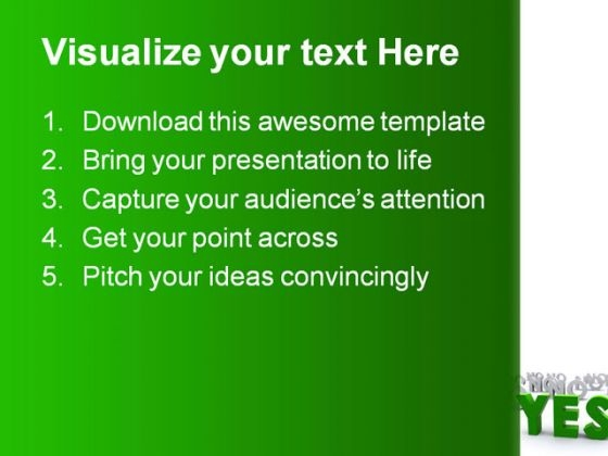 big_yes_no_business_powerpoint_themes_and_powerpoint_slides_0511_text