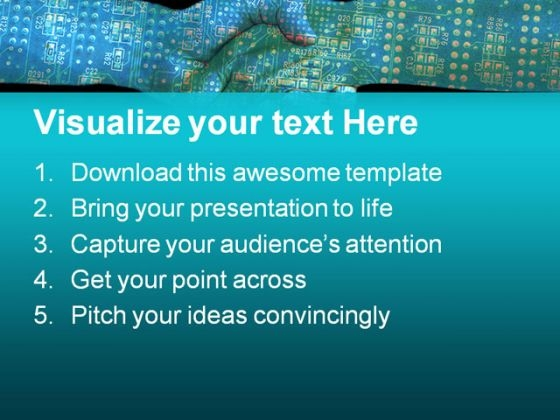 binary_handshake_business_powerpoint_themes_and_powerpoint_slides_0511_text