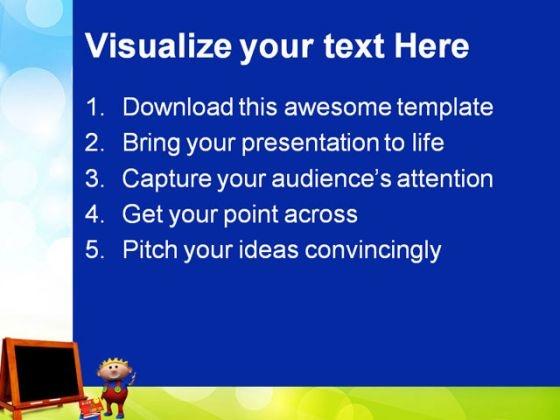 education powerpoint templates