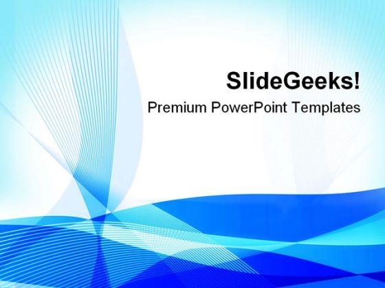 Blue Abstract01 Background PowerPoint Themes And PowerPoint Slides 0411