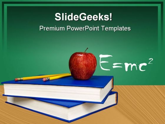 Books01 Education PowerPoint Backgrounds And Templates 1210