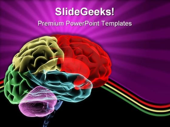 Brain Medical PowerPoint Themes And PowerPoint Slides 0511