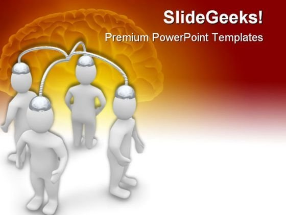 Brainstorming Business PowerPoint Templates And PowerPoint Backgrounds 0611
