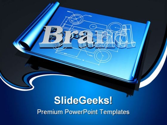 Brand Business PowerPoint Themes And PowerPoint Slides 0411
