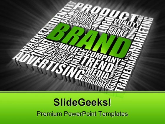 Brand Marketing Template 1010