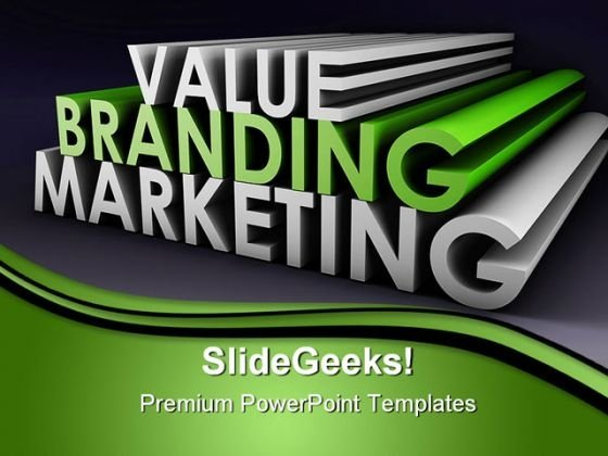 Branding Marketing Business PowerPoint Templates And PowerPoint Backgrounds 0311