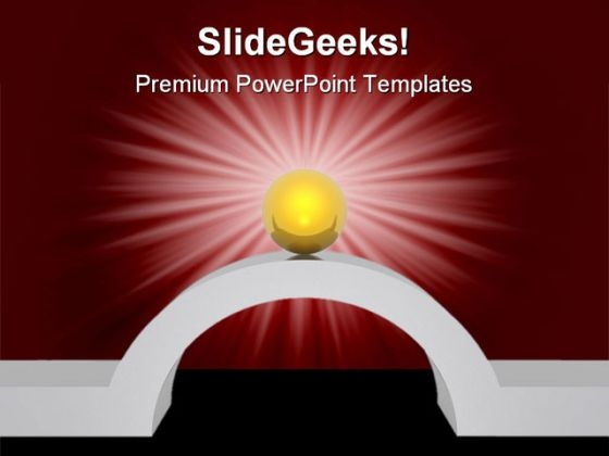 Bridge Leadership PowerPoint Templates And PowerPoint Backgrounds 0511