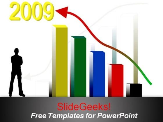 Business Success Graph PowerPoint Template