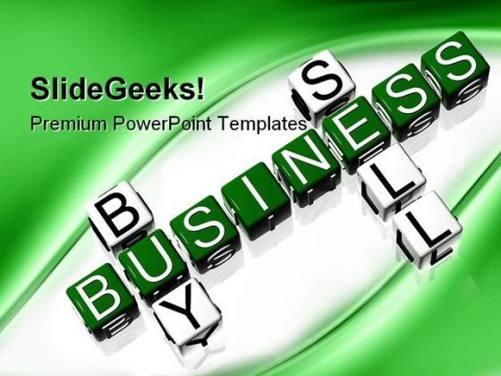 Business Blocks Metaphor PowerPoint Templates And PowerPoint Backgrounds 0311