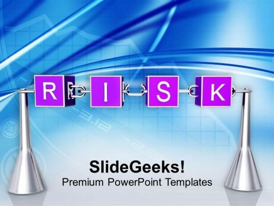 Business Challenges And Risk PowerPoint Templates Ppt Backgrounds For Slides 0413