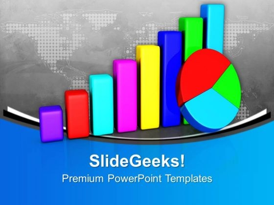 Business Chart Diagram Sales PowerPoint Templates Ppt Backgrounds For Slides 0113