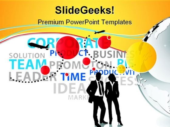 Business Concept Design Globe PowerPoint Templates And PowerPoint Backgrounds 1011