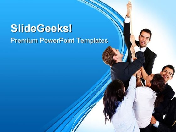 Business Effort Success PowerPoint Themes And PowerPoint Slides 0511