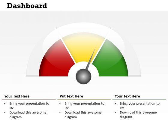 Business Framework Model Dashboard Business Meter Design Sales Diagram