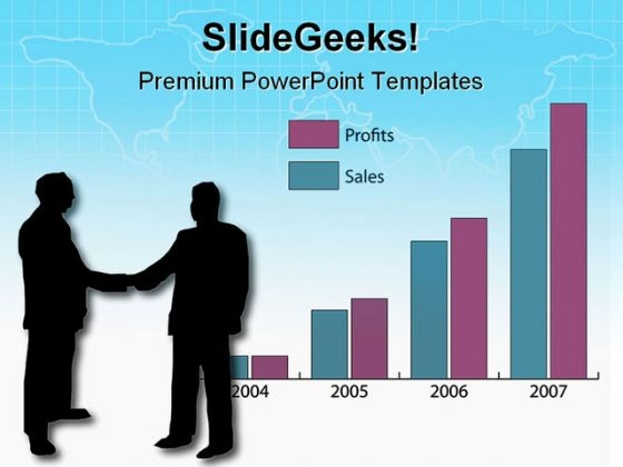 Business Global Marketing PowerPoint Templates And PowerPoint Backgrounds 0611
