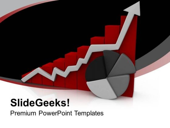 Business Gradual Growth Is Dependent PowerPoint Templates Ppt Backgrounds For Slides 0713