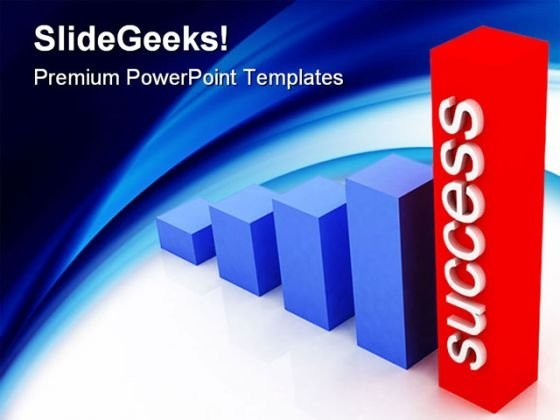 Business Graph03 Success PowerPoint Themes And PowerPoint Slides 0511